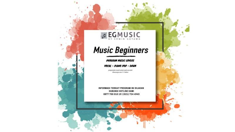 Program Music Beginners